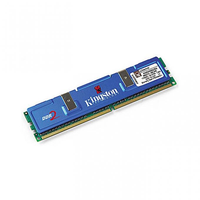 голяма снимка на 1GB DDR2 800 KINGSTON HYPER X