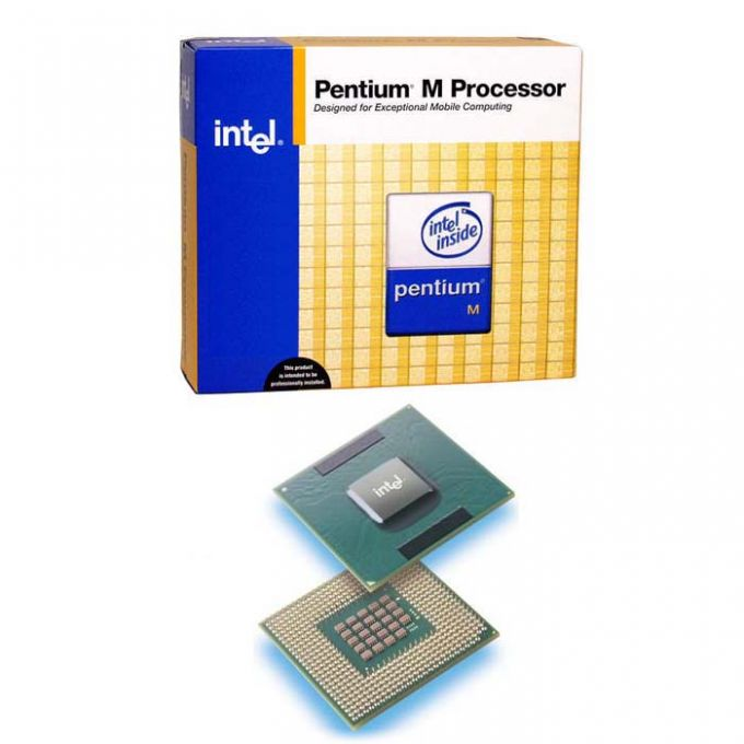 голяма снимка на PENTIUM-M 750/1.87G/2M/533/BOX