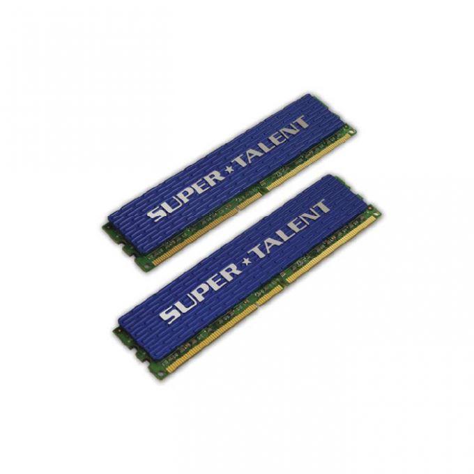 голяма снимка на KIT 2X2GB DDR2 800 SUPER CL5