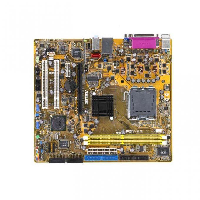 голяма снимка на ASUS P5V-VM ULTRA /P4M890/775