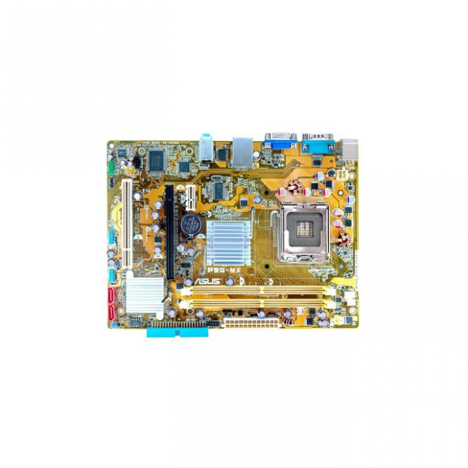 голяма снимка на ASUS P5G-MX /945GC/VGA/LGA775