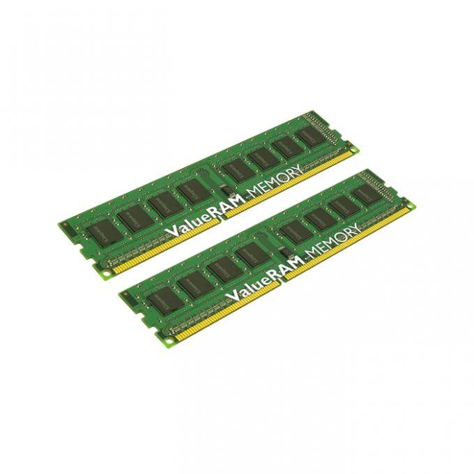 голяма снимка на KIT 2X1GB DDR3 1066 KINGSTON