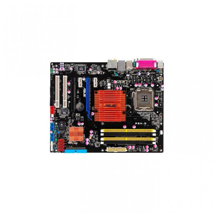 голяма снимка на ASUS P5N-D /NV750I SLI/LGA775