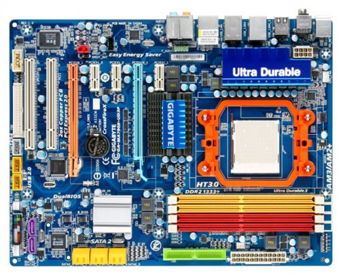 голяма снимка на GB MA790X-UD3P /AMD790X/AM2+