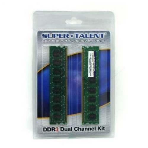 голяма снимка на KIT 2X2GB DDR3 1333 SUPERT