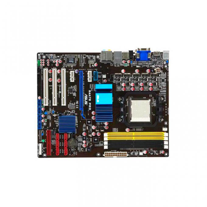 голяма снимка на ASUS M4A78 PRO /AMD780G/AM2+