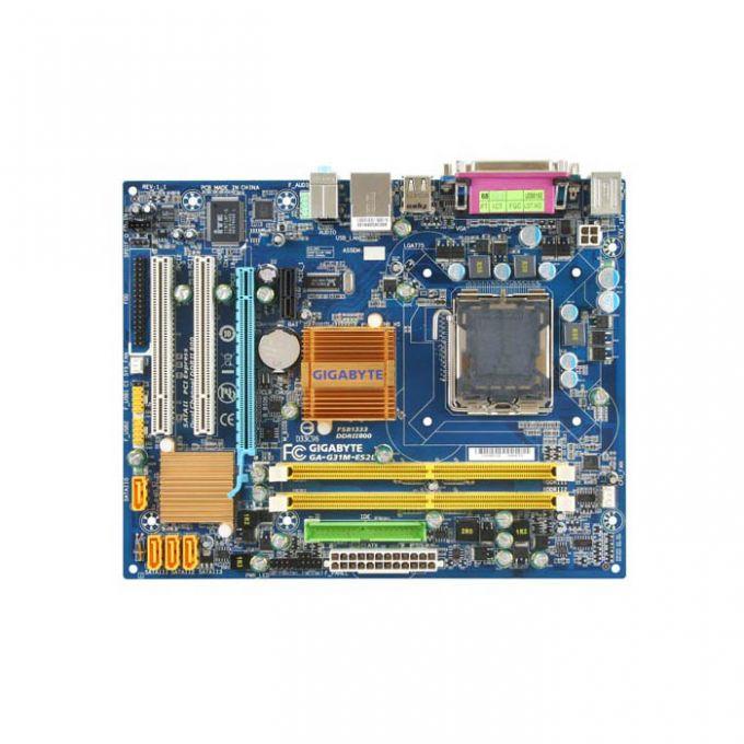 голяма снимка на GB G31M-ES2L/G31/LGA775