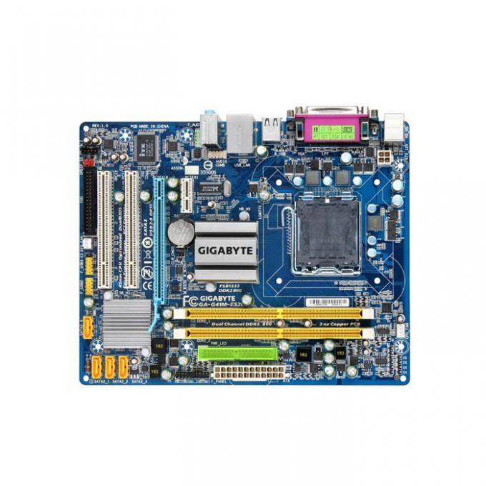 голяма снимка на GB G41M-ES2L/G41/LGA775