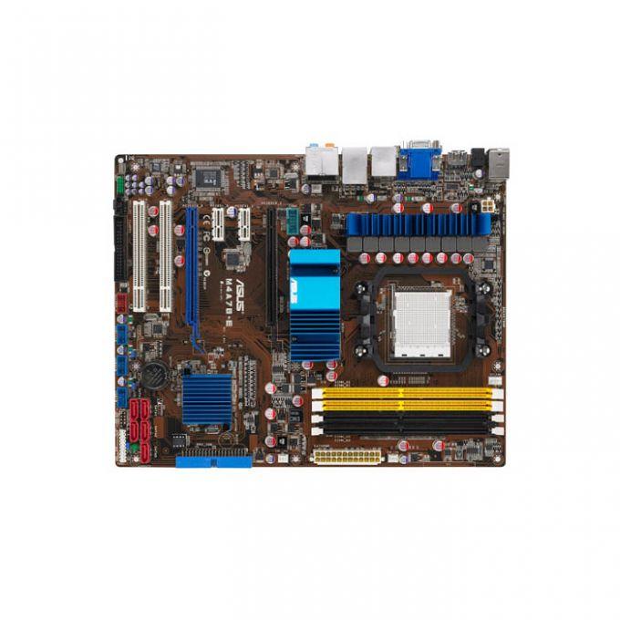 голяма снимка на ASUS M4A78-E /AMD790GX/AM2+