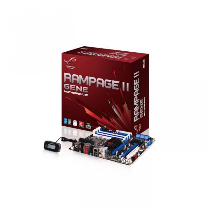 голяма снимка на ASUS RAMPAGE II GENE /X58/1366