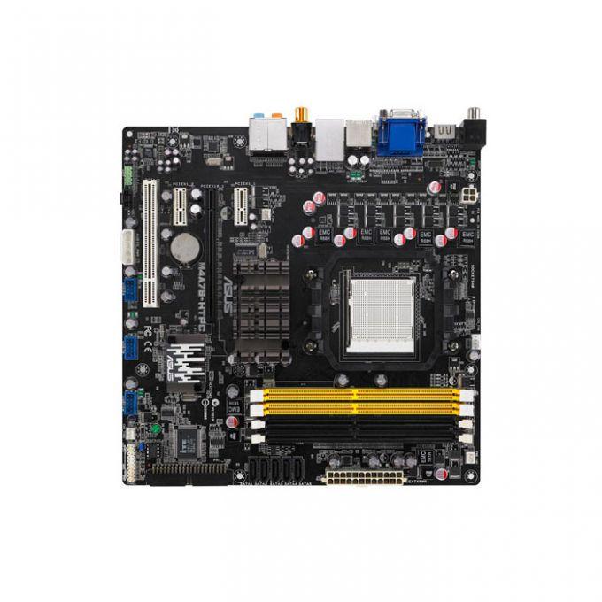 голяма снимка на ASUS M4A78-HTPC /AMD 780G/AM2+