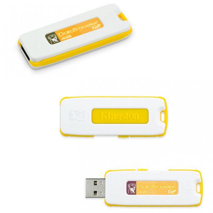 голяма снимка на 4GB USB KINGSTON /DTIG2