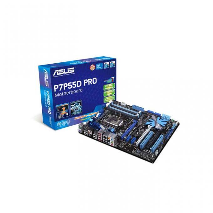 голяма снимка на ASUS P7P55D PRO /P55/LGA1156