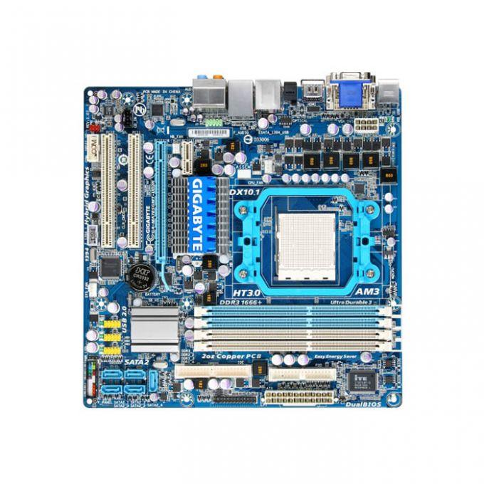 голяма снимка на GB MA785GMT-UD2H/AMD785G/AM2+