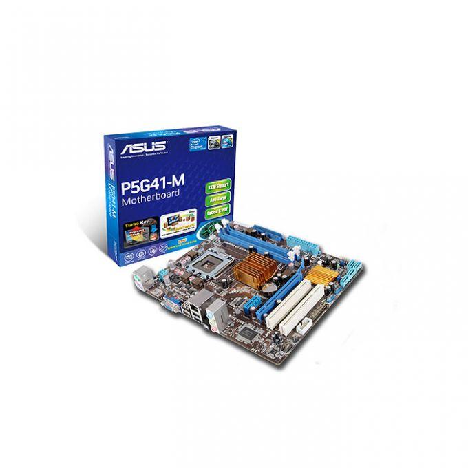 голяма снимка на ASUS P5G41-M /G41/VGA/LGA775