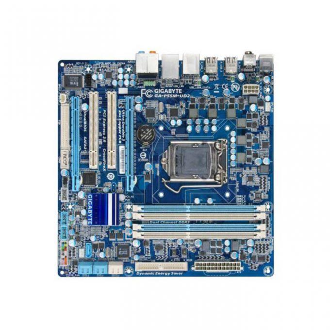голяма снимка на GB P55M-UD2 /P55/LGA1156
