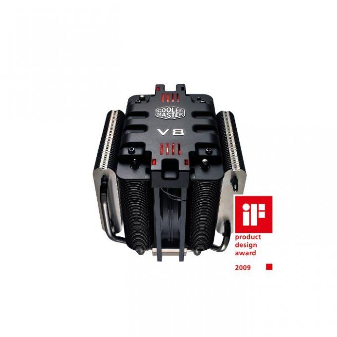 голяма снимка на CM V8 /8 HEATPIPES/UNIVERSAL