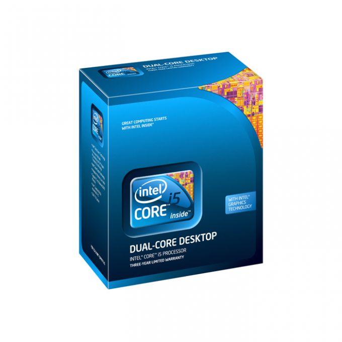 голяма снимка на I5-661 3.33GHZ/4MB/LGA1156/BOX
