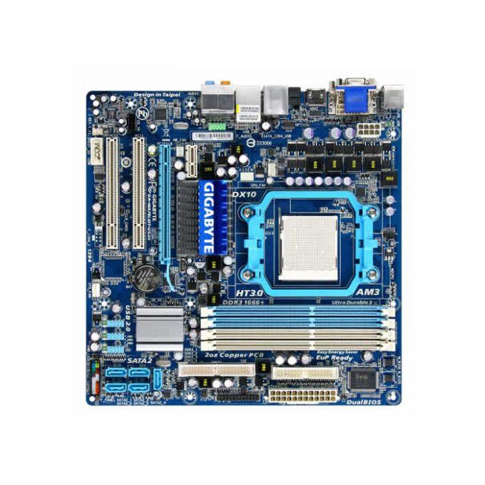 голяма снимка на GB MA78LMT-US2H /AMD760G/AM2+