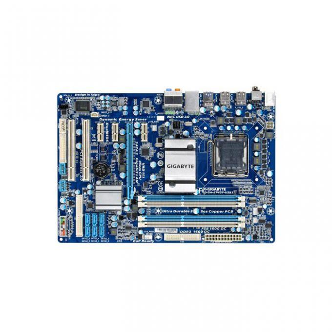 голяма снимка на GB EP43T-USB3/P43/LGA775