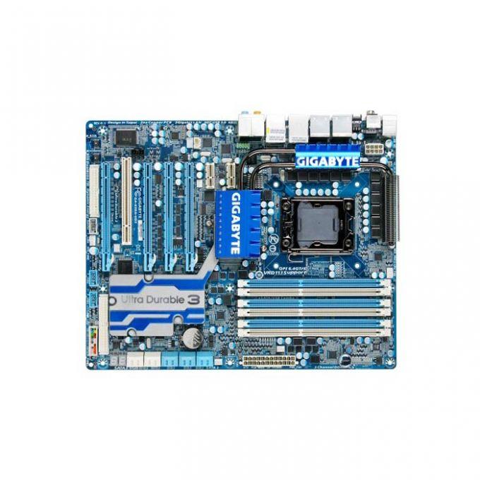 голяма снимка на GB X58A-UD5 /X58/LGA1366