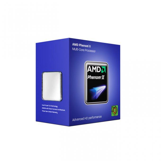 голяма снимка на PHENOM II X6 1055T /BOX