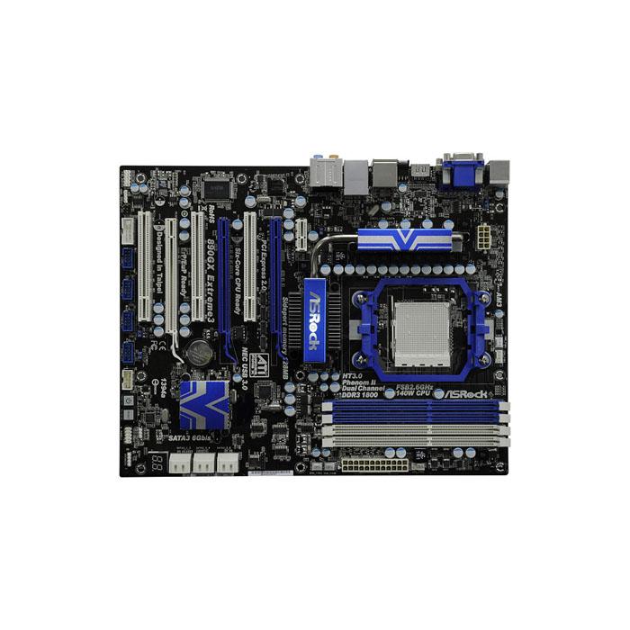 голяма снимка на ASROCK 890GX EXTREME3/AMD890GX