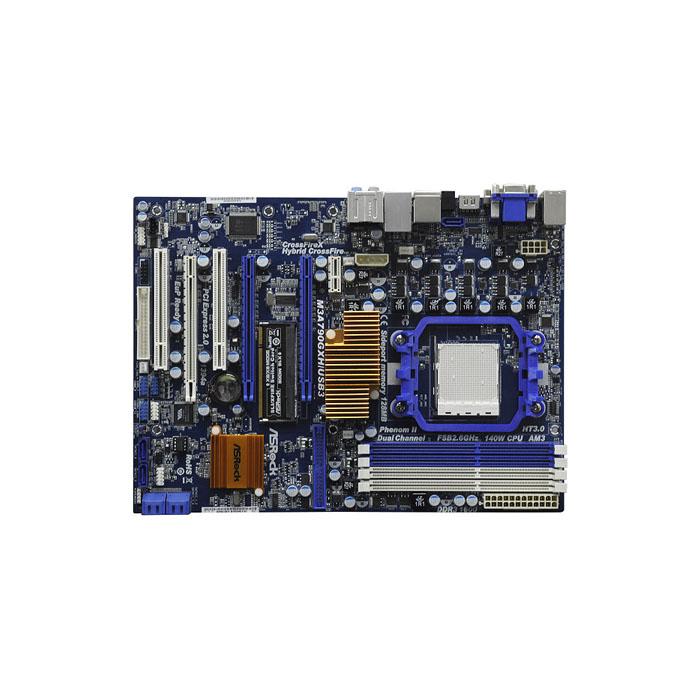 голяма снимка на ASROCK M3A790GXH/USB3 /AM3