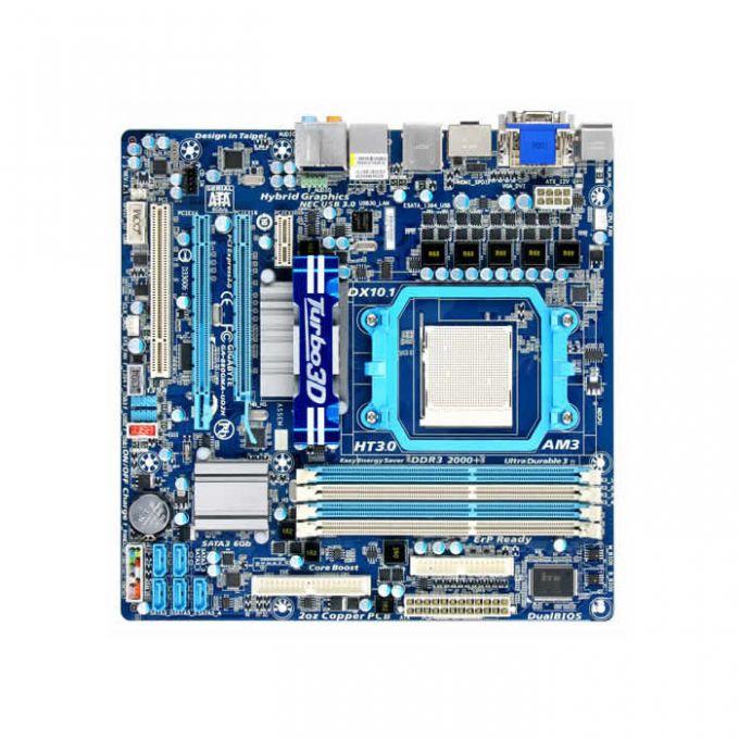 голяма снимка на GB 880GMA-UD2H /AMD880G/AM3