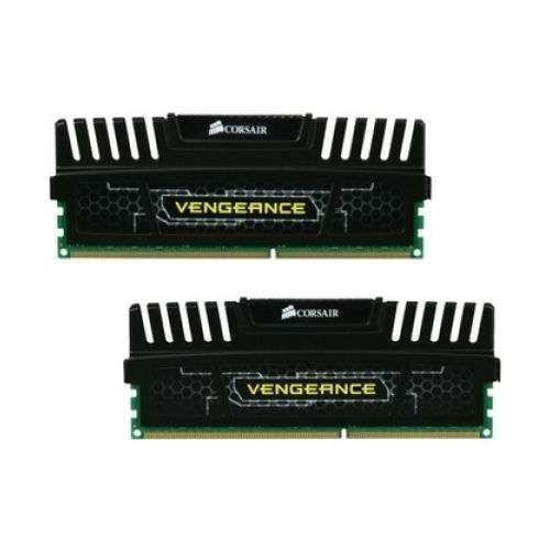голяма снимка на CORSAIR 2x8GB Vengeance DDR3 1600Mhz 1.5V CL9