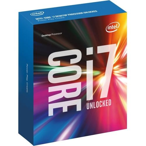 голяма снимка на Intel Core I7-7700K 4.2GHz 8MB LGA1151 box