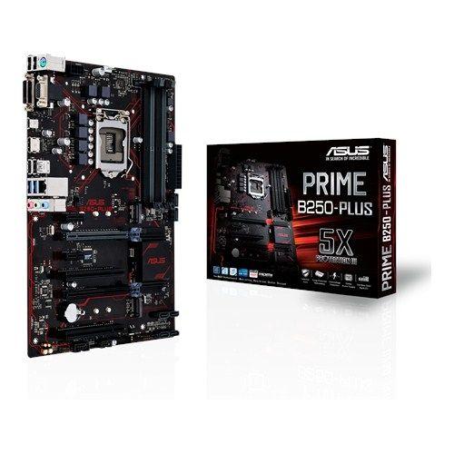 голяма снимка на ASUS PRIME B250-PLUS LGA1151