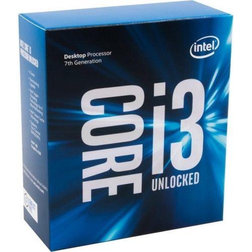 голяма снимка на Intel Core I3-7350K 4.2GHz 4MB LGA1151 box