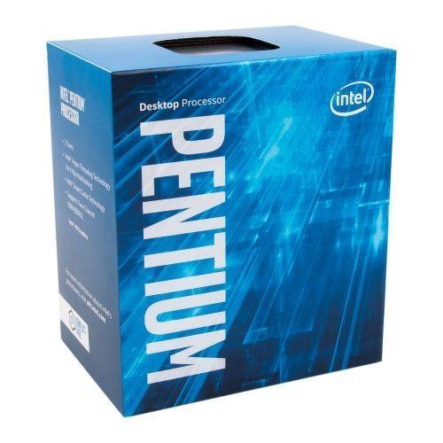 голяма снимка на Intel Pentium G4600 3.60GHz 3MB LGA1151