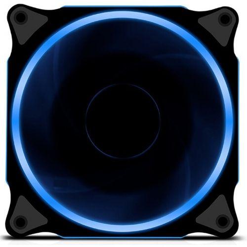 голяма снимка на Segotep Fan 120mm Blue LED HALO12-BL