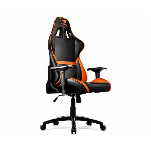 голяма снимка на COUGAR Armor S Gaming Chair Full Steel Frame