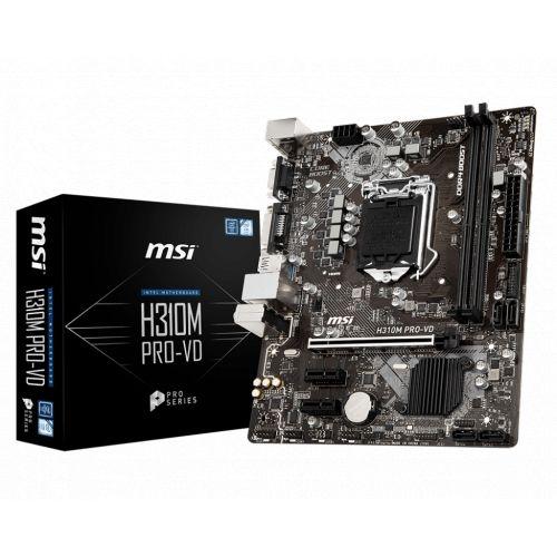 голяма снимка на MSI H310M PRO-VD LGA1151