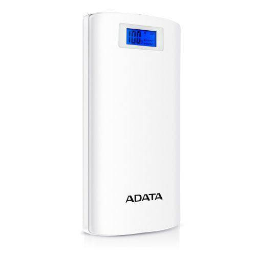 голяма снимка на ADATA POWER BANK P20000D WHITE