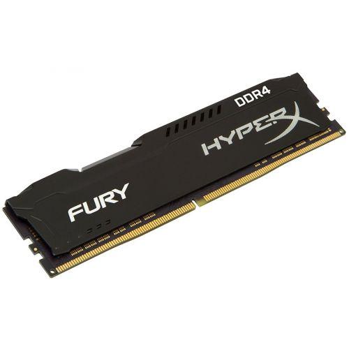 голяма снимка на Kingston HyperX FURY Black 16GB 2933MHz CL17 HX429C17FB/16