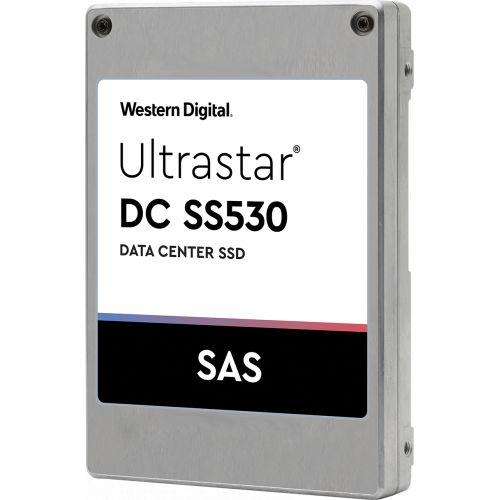голяма снимка на SSD WD Ultrastar DC SS530 960GB SAS 3D TLC NAND WUSTR1596ASS200