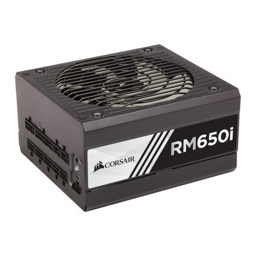 голяма снимка на Corsair Enthusiast RM650i Modular 80 Plus Gold 650W CP-9020081-EU