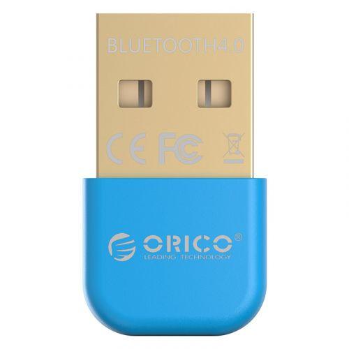 голяма снимка на Orico Bluetooth 4.0 USB adapter blue BTA-403-BL