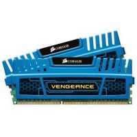 CORSAIR 2x4GB Vengeance BLUE DDR3 1600Mhz 1.5V