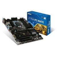 MSI Z170A PC MATE LGA1151