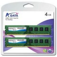 KIT 2X2GB DDR3 1333 A-DATA