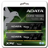 KIT 2X2GB DDR3 1600G A-DATA