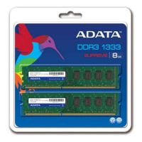 2X4GB DDR3 1333 A-DATA