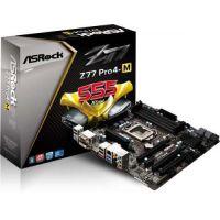 ASROCK Z77 PRO4-M /Z77/1155