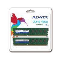 2X4G DDR3 1600 A-DATA
