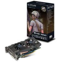 SAPPHIRE HD7850 2G GDDR5 PCIE HDMI  DVII  DUAL